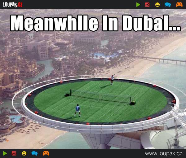 GALERIE - Tohle uvidíte jen v Dubaji
