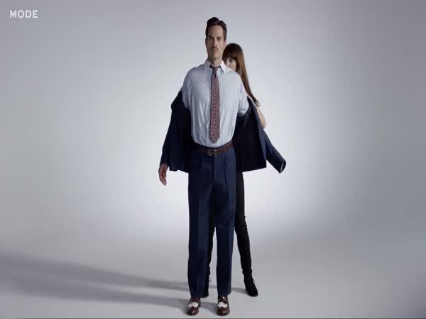 Pánské módní trendy za 100 let