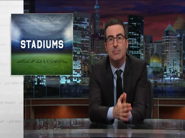Sportovní stadiony