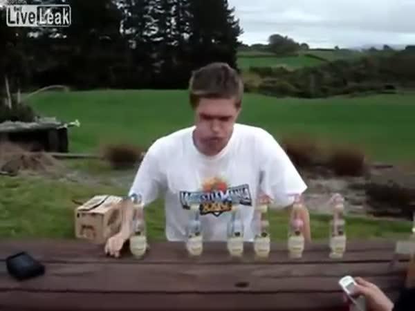 6 piv za dvě minuty