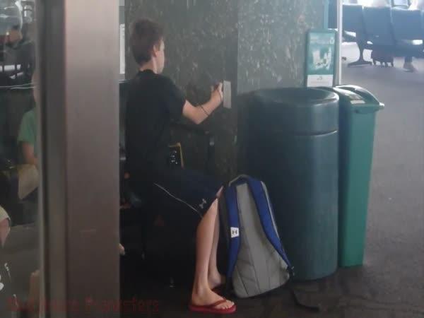 Nachytávka - Falešná zásuvka