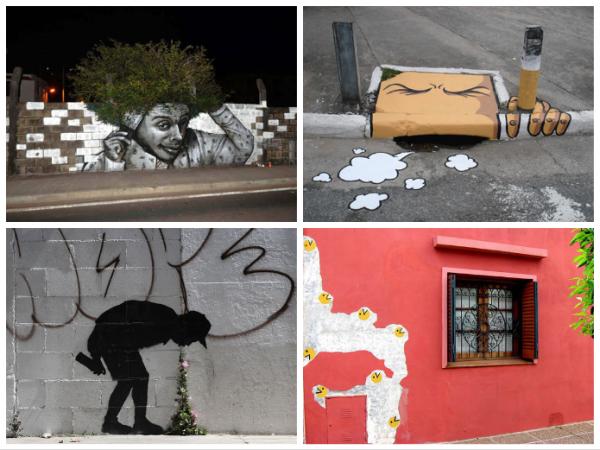 GALERIE - Neuvěřitelné street arty