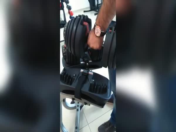 Vynález - Promakaná činka