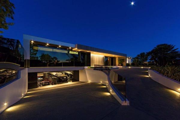 GALERIE - Dům za 57 milionů eur
