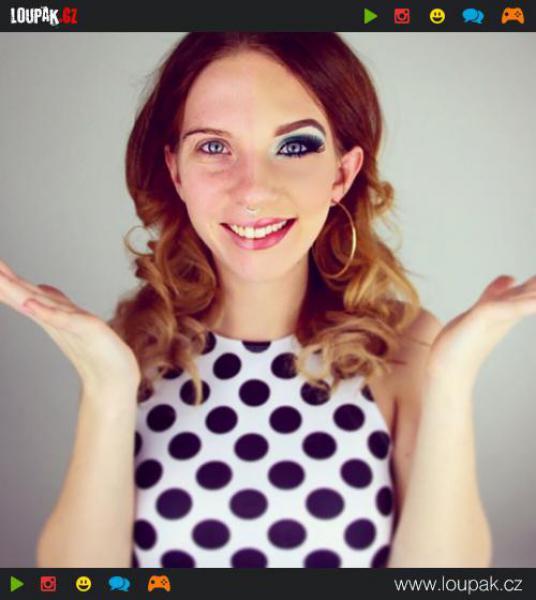 GALERIE - Výzva síla make-upu