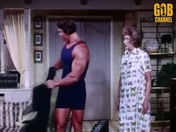 První role Arnolda Schwarzeneggera
