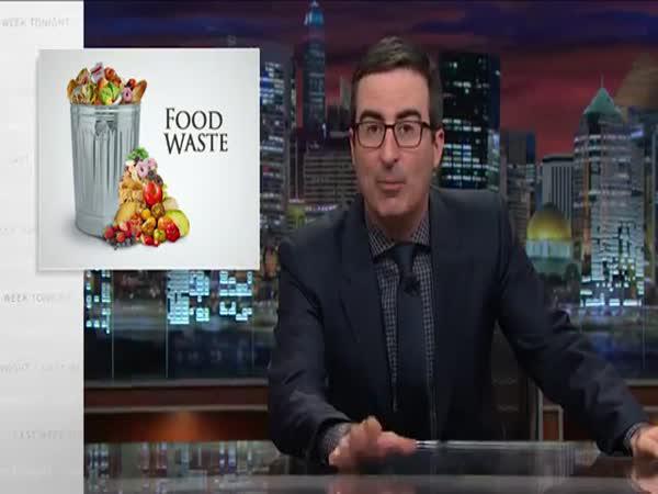 Plýtvání jídlem