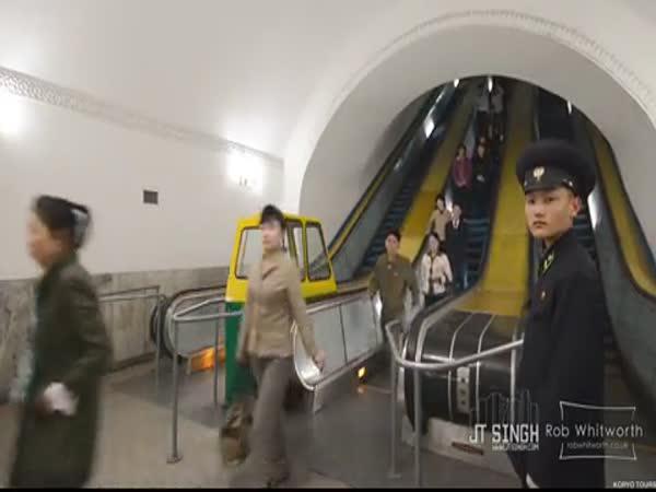 Na skok do severní Korei