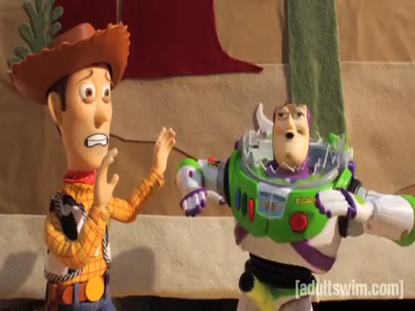 Jak by pokračovalo Toy Story