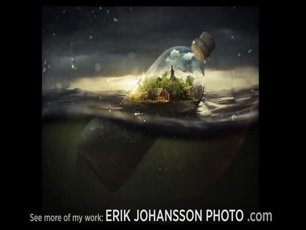 Photoshopový genius Erik Johansson