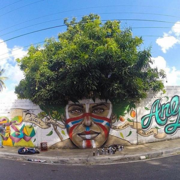 GALERIE - Neuvěřitelné street umění