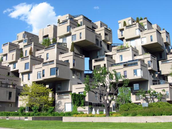 GALERIE - Unikátní stavby z celého světa