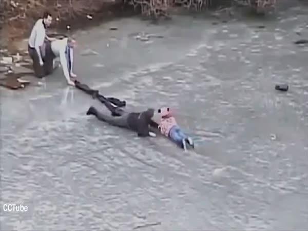 Lidé, kteří zachránili druhým život