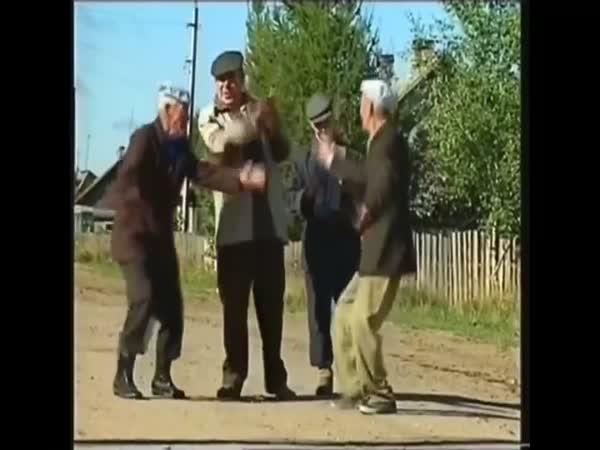 Šílená ruská kompilace