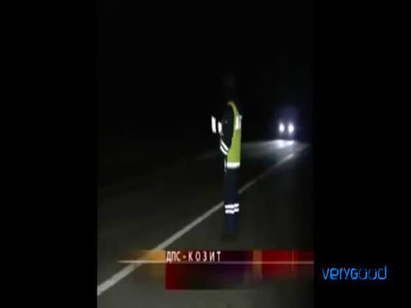 Faily - Ani policisté nejsou bezchybní