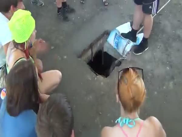 Ruský bungee jumping