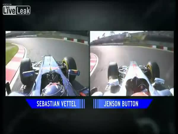 Formule 1 - Jak vypadá rozdíl 0,009 s