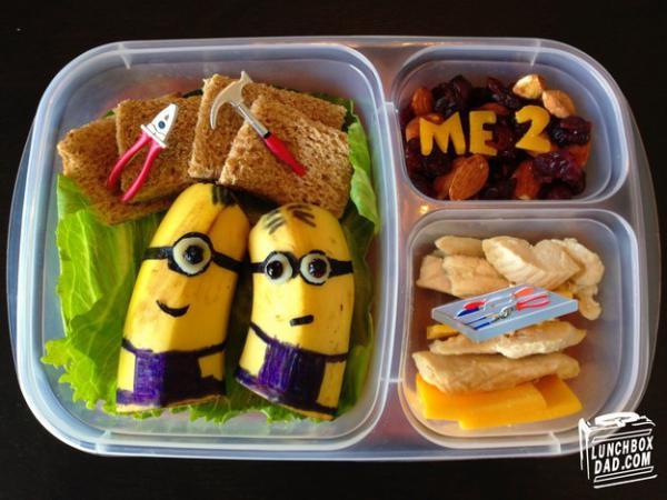 GALERIE - Školní obědy trochu jinak