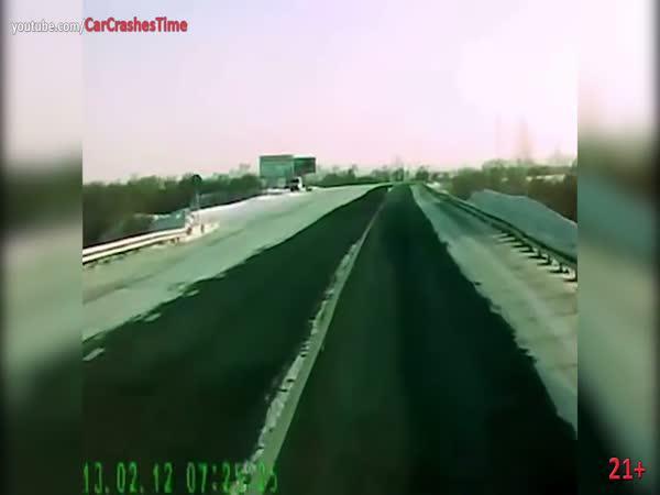 Dopravní nehody z celého světa #3