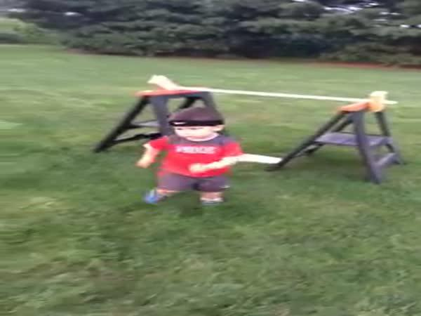 Malý ninja