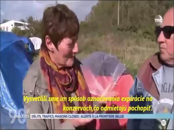 Dobrovolníci pomáhají imigrantům