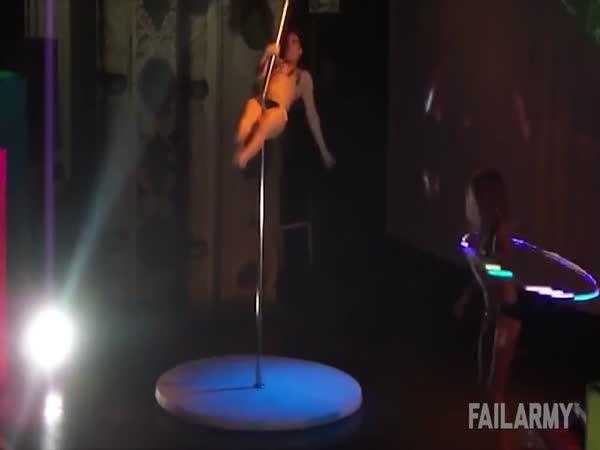 Faily při tancování