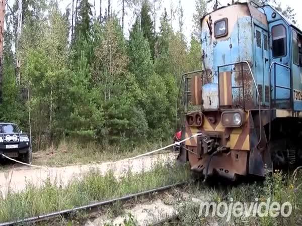 Zapadl jsi? Počkej na vlak!