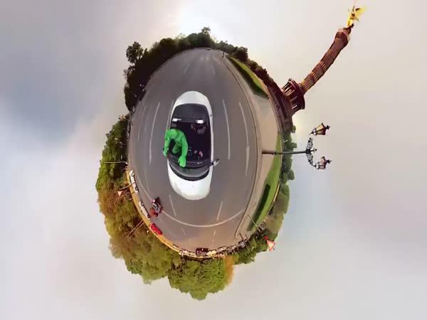 Berlín jako miniaturní planeta
