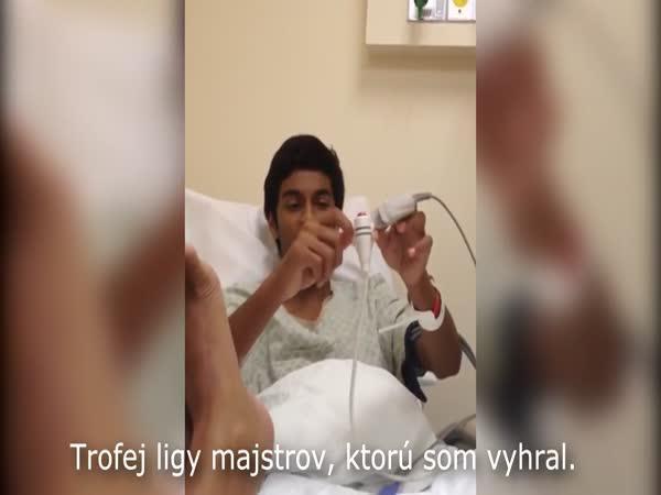 Pacient po anestezii