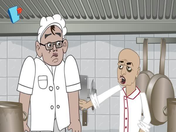 Parodie - Kluk, který ukradl řetízek