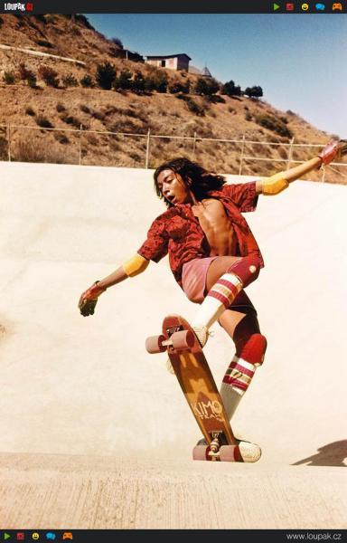 GALERIE - Skejťáci v 70. letech