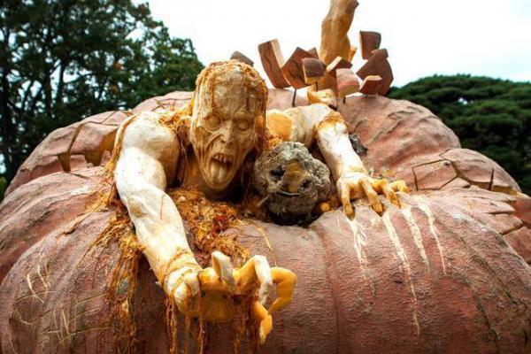 GALERIE - Halloweenské dýně - 2. část