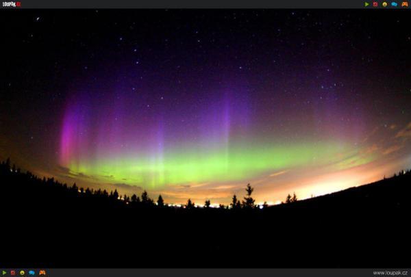 GALERIE - Úžasné atmosférické jevy