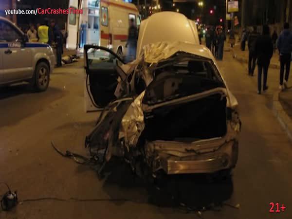 Dopravní nehody z celého světa #12