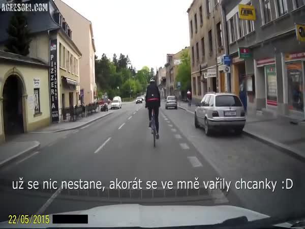 Česká republika - Cyklisti