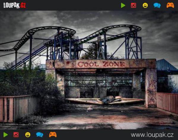 GALERIE - Tajuplná opuštěná místa