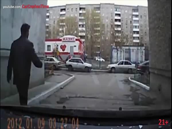 Dopravní nehody z celého světa #14