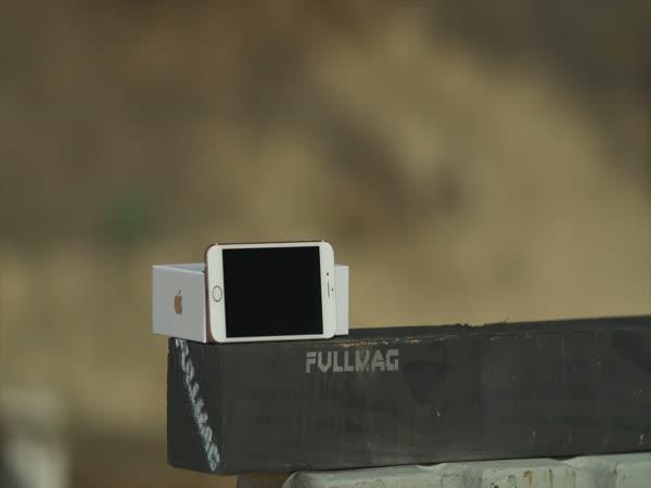 Sniper vs. iPhone 6s