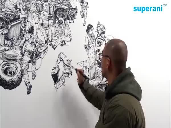 Korejský ilustrátor