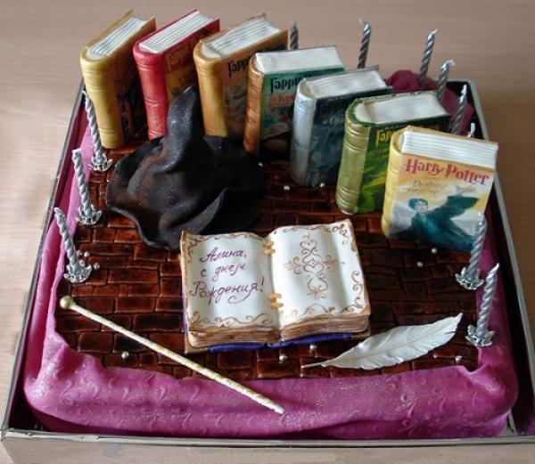 GALERIE - Dokonalé narozeninové dorty