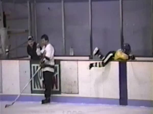 Faily mladých hokejistů