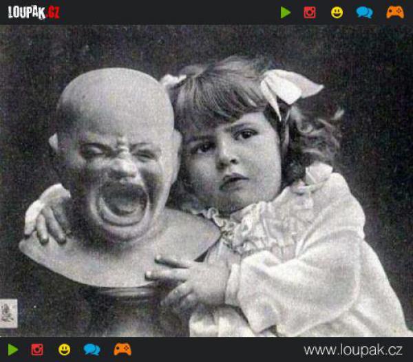 GALERIE - Děsivé fotografie