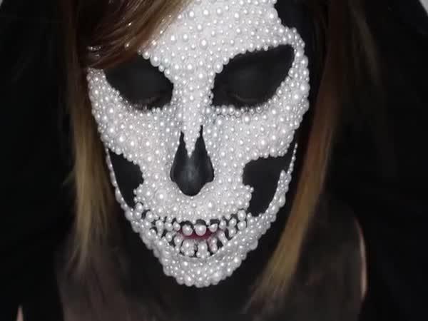 Návod na make-up: Perlová smrtka