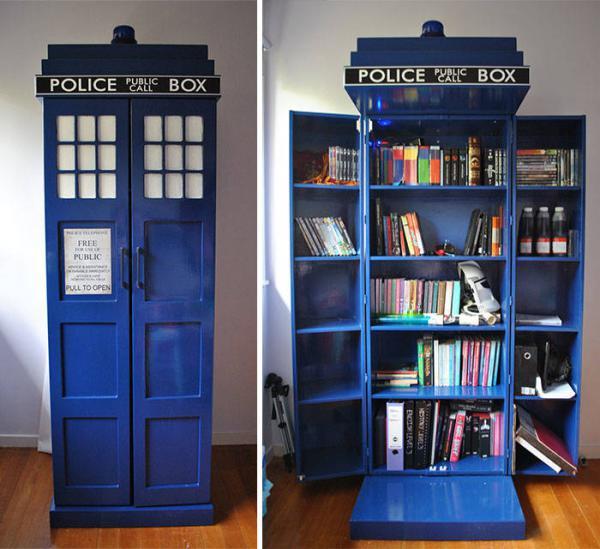 GALERIE - Velice kreativní knihovny