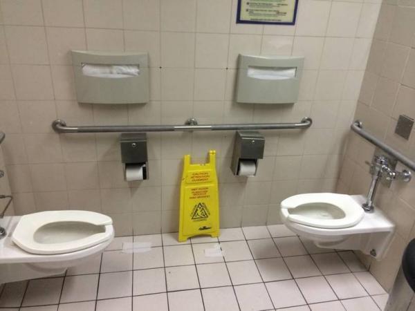 GALERIE - Neuvěřitelné záchody