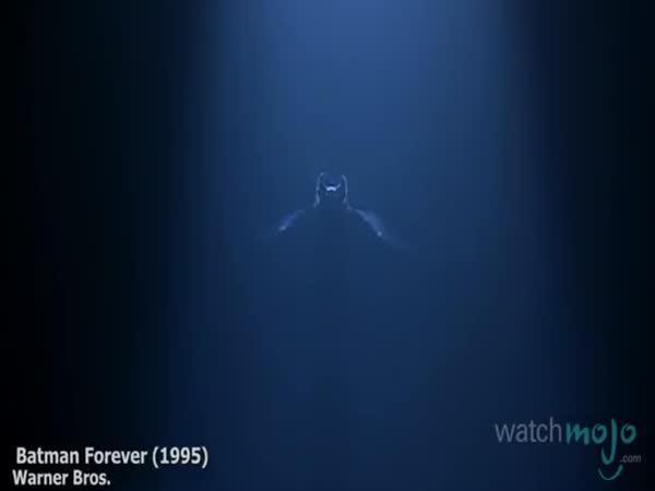 Počátky superhrdinů - Batman