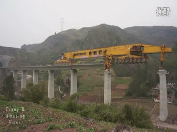 Jak se staví most