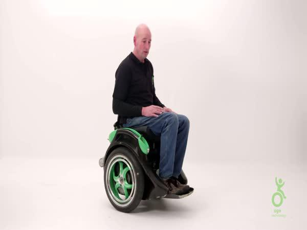 The Ogo - Moderní invalidní vozík