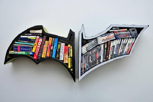 GALERIE - Originální knihovny