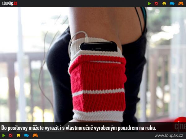 GALERIE - 10 způsobu využití starých ponožek